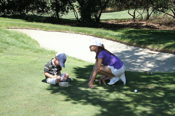 Junior Golf Boot Camp 2014