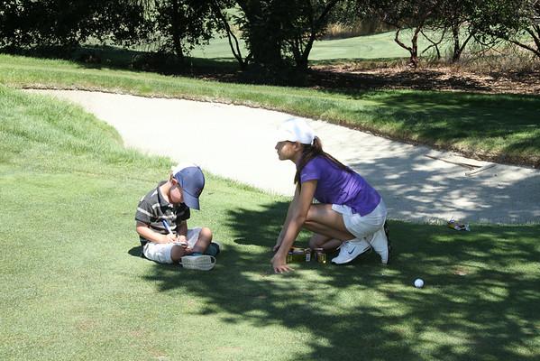 Junior Golf Boot Camp 2014