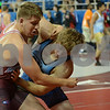 2014 Junior Greco Nationals <br /> 182 - Champ. Round 1 - Mitch Bowman (Iowa) over Juan Ramos (North Carolina) (TF TF 11-0)