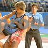 2014 Junior Greco Nationals<br /> 145 - Champ. Round 1 - Renaldo Rodriguez-Spencer (New York) over Aaron Meyer (Iowa) (TF TF 14-4)