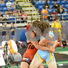 2014 Junior Greco Nationals <br /> 132 - Champ. Round 2 - Keegan Shaw (Iowa) over Jarrett Degen (Montana) (Dec 10-8)