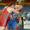 2014 USAW Junior Greco Nationals<br /> 285 - Semifinal - Sam Stoll (Minnesota) over Jacob Marnin (Iowa) (Dec Dec 8-1)