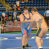 2014 USAW Junior Greco Nationals<br /> 285 - Quarterfinal - Jacob Marnin (Iowa) over Collin Braun (Missouri) (TF TF 12-2)