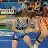 2014 USAW Junior Greco Nationals<br /> 145 - Cons. Round 6 - Grant Leeth (Missouri) over Aaron Meyer (Iowa) (Dec Dec 6-5)