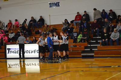 Junior High Basketball 2014