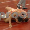 2013 USAW Junior Freestyle Nationals<br /> 152 -  Brandon Sorenson (Iowa) over Trey Grine (Ohio) Fall 1:09