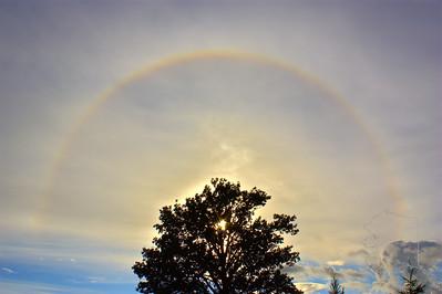 Sun Dog Rainbow.