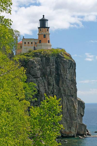 Split Rock light house, Lake Superior, MN
