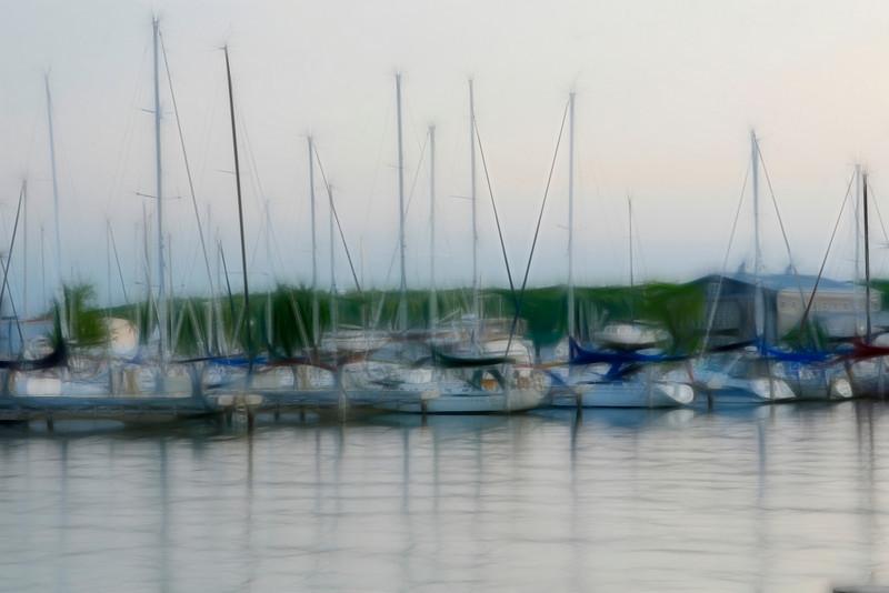 Harbor in Bayfield Wisconsin
