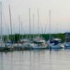 Harbor in Bayfield Wisconsin