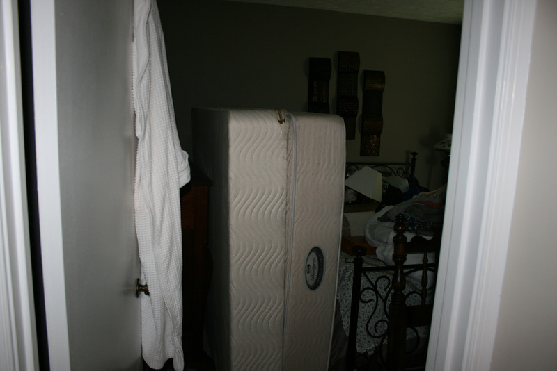 Carpet in three rooms in back on May 10, 2011..... just one more project... omg