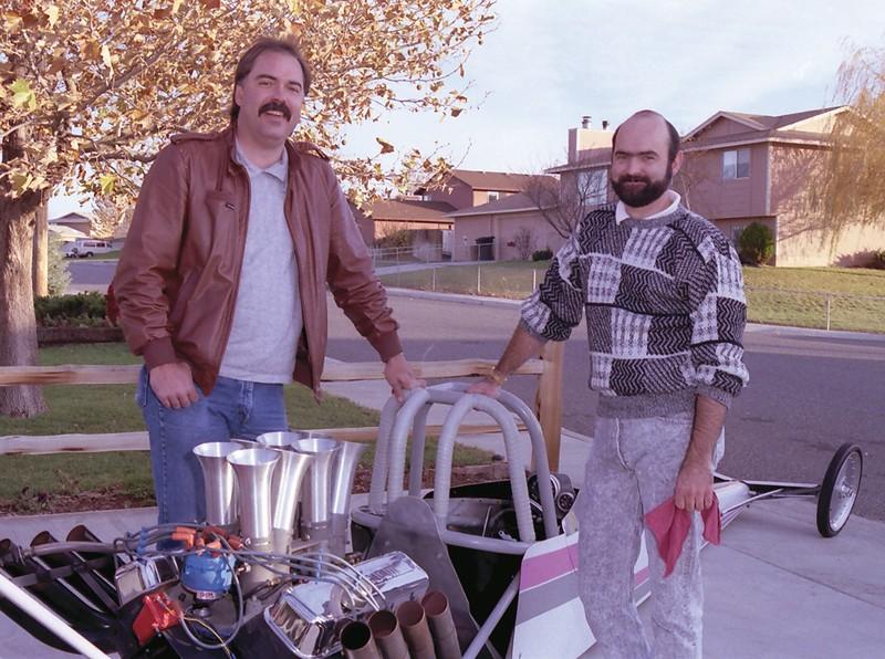 Hutch & Gary 1989