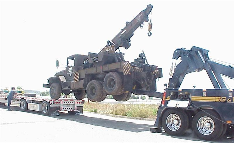 big truck lift (Medium)