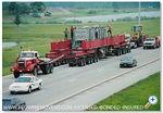 large transformer trailer