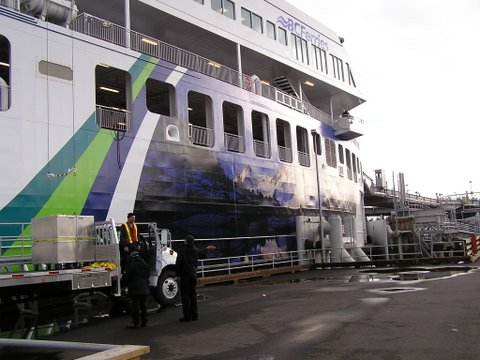 BIG FERRY   NANAIMO