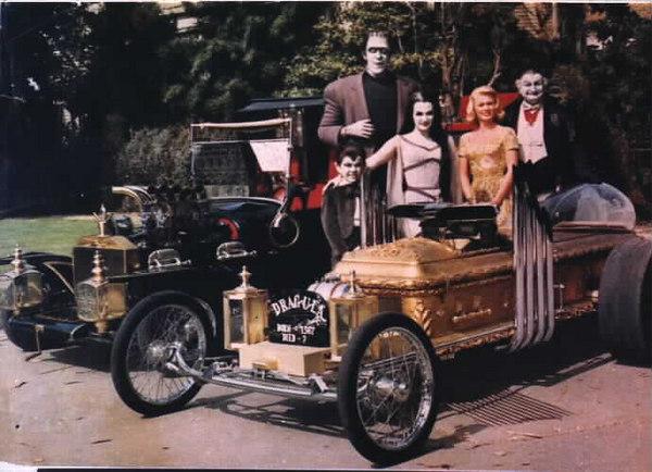 munster cars