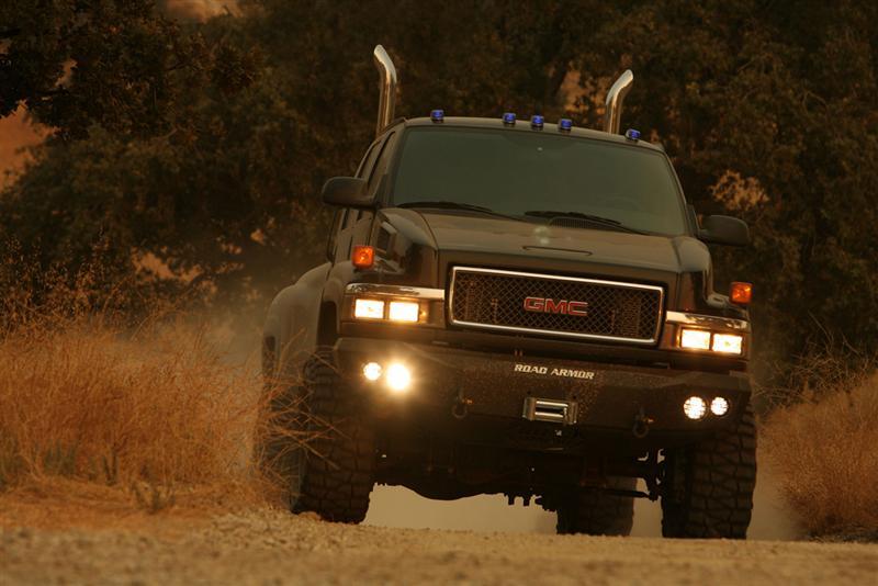 gmc truck (Medium)