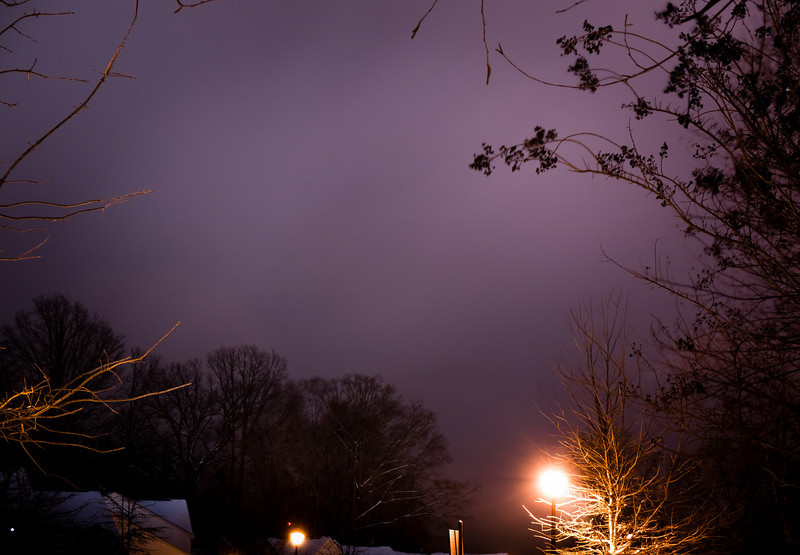 Playing around with night photography...
