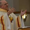 Fr. Steve welcomes everyone