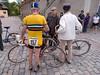 Bekantas lite innan cykelturen