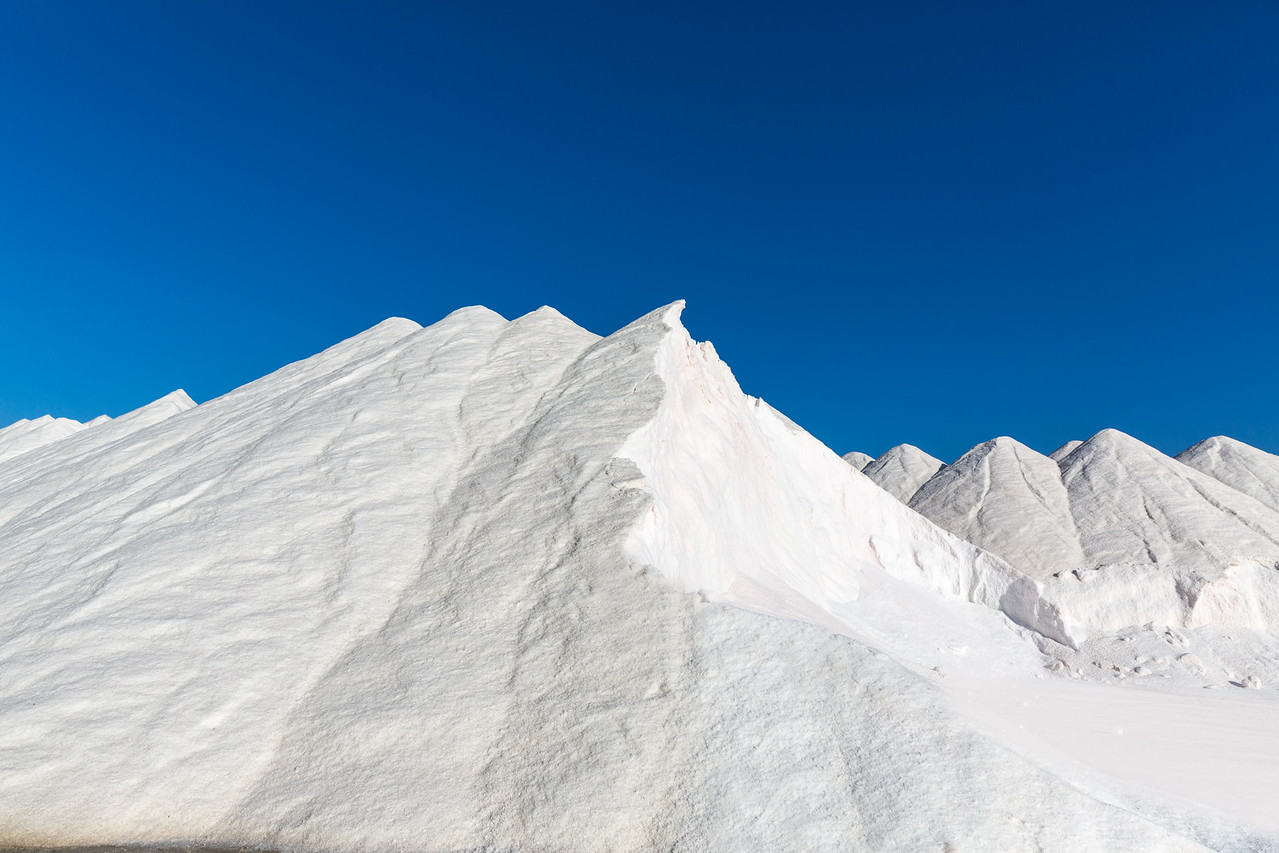 Mallorca Ses Salines Es Trenc Estrenc saltworks