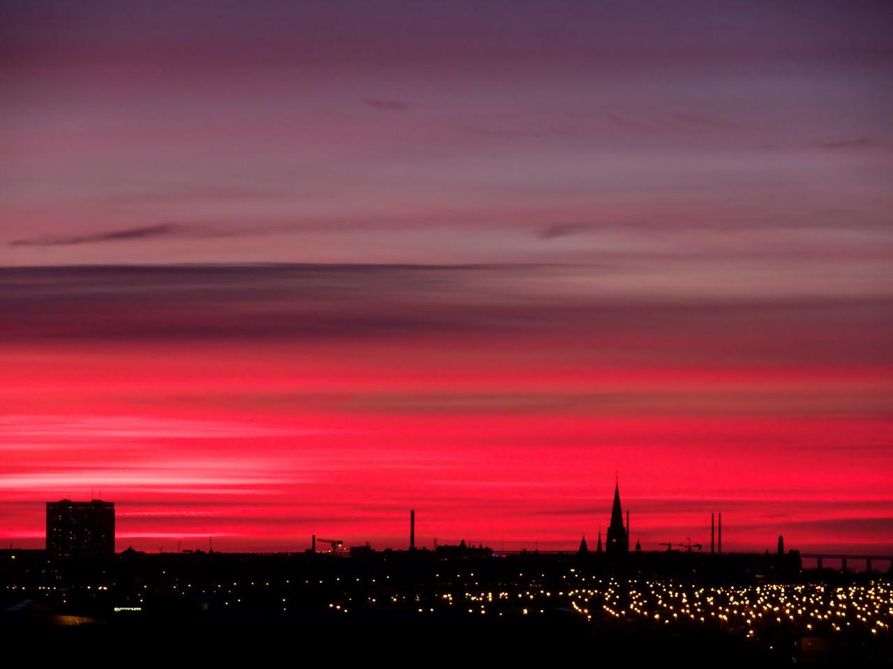 Scandinavian Sky