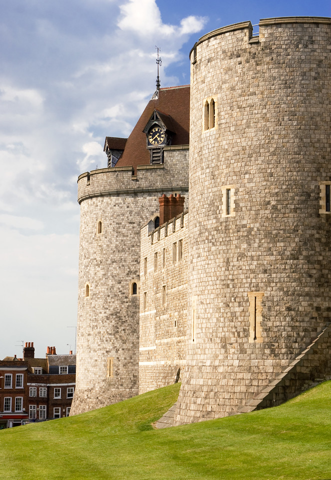The Tower of London - fortress and museum of london
