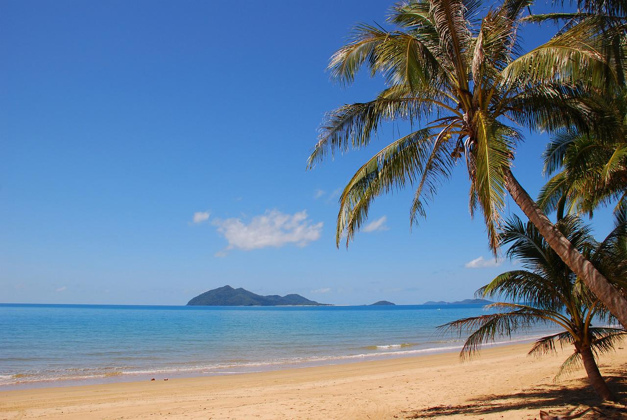 A beautiful beach Location