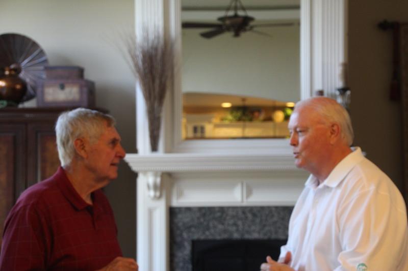 Mark Stuart & Wayne Sims