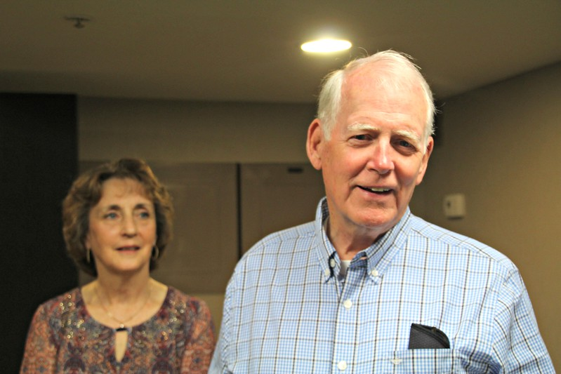 Diane and Wayne Marks