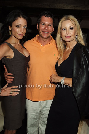 Bethenny Frankel, Robbie Berman, Linda Chodorow photo by Rob Rich © 2008 516-676-3939 robwayne1@aol.com