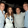 Chris Cuomo, Christina Greeven Cuomo, Jason Binn, Richard Johnson<br /> photo by Rob Rich © 2008 516-676-3939 robwayne1@aol.com