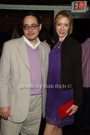 Dennis Wong, Melissa Berkelhammer photo by Rob Rich © 2008 516-676-3939 robwayne1@aol.com