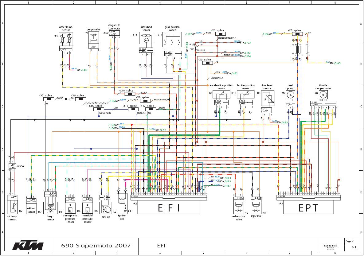479221014_HQGfW X2 ktm 690 wire diagram ktm wiring diagram instructions ktm wiring diagrams at soozxer.org