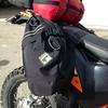 wolfmann b-12 bags and ZMW rear bag set up