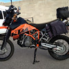 KTM 950SE Adventure Build by ZMW