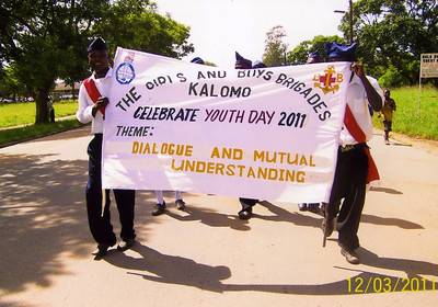 Celebrating Youth Day 2011