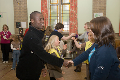 Country Dancing with the Brownies