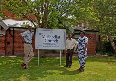 The Methodist Church, Haywards Heath