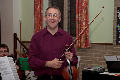 Richard, Conductor and Concert Organizer
