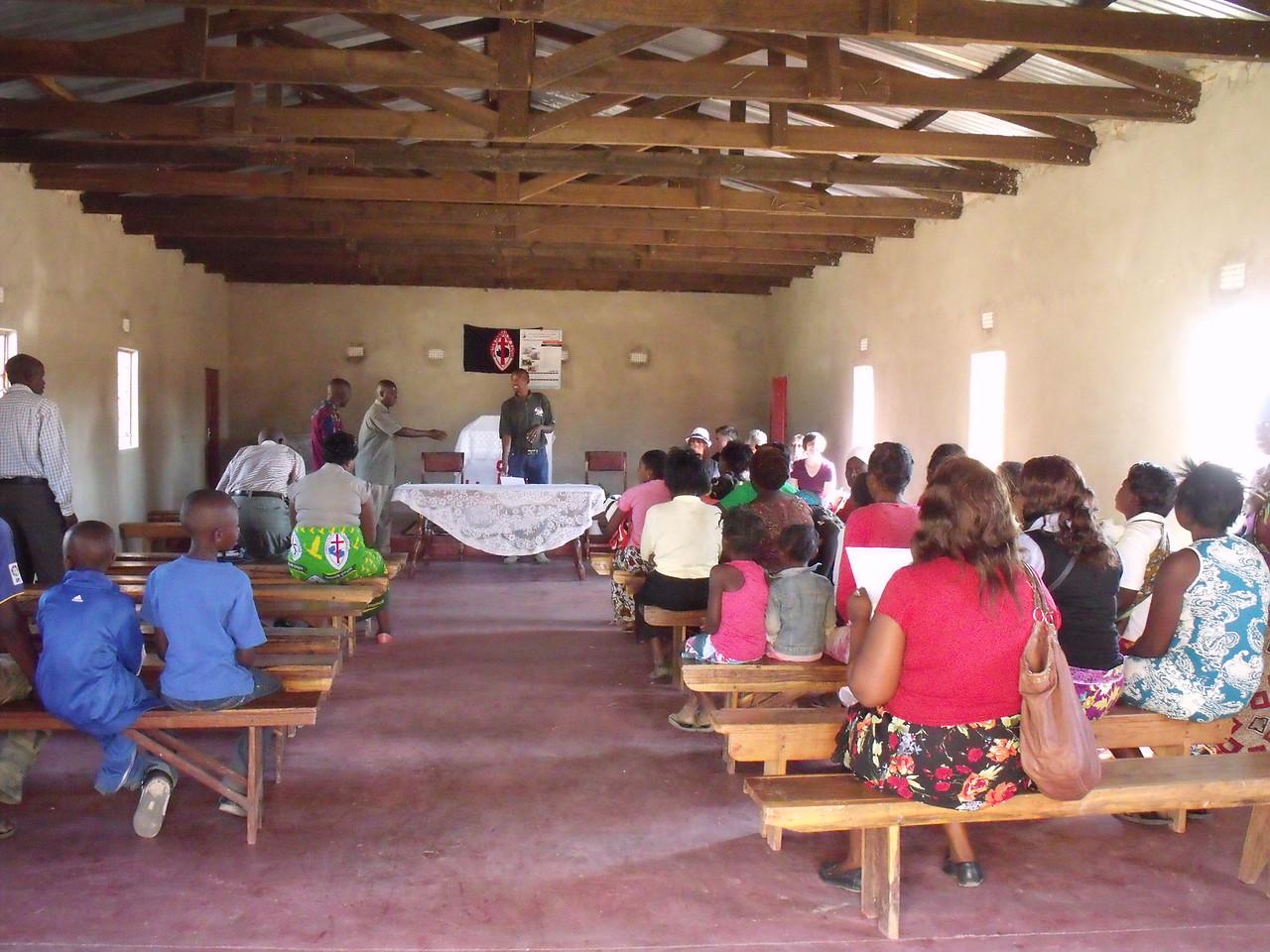 Church at Zimba