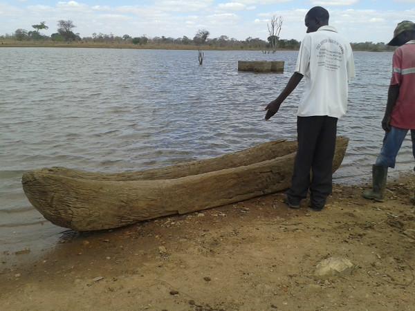 Lake at Bbilili