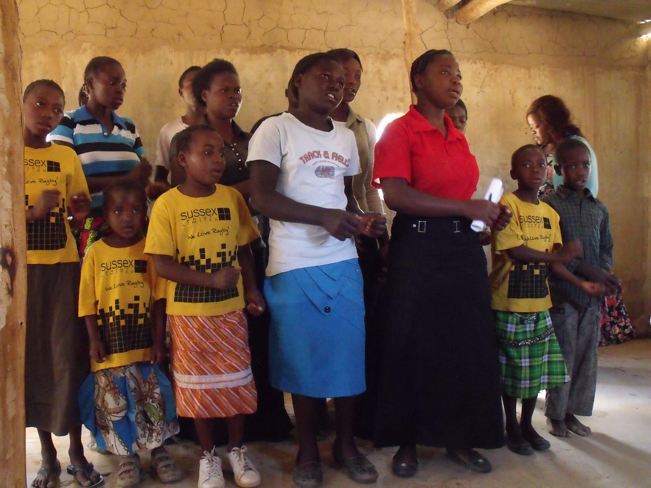 Namabondo choir