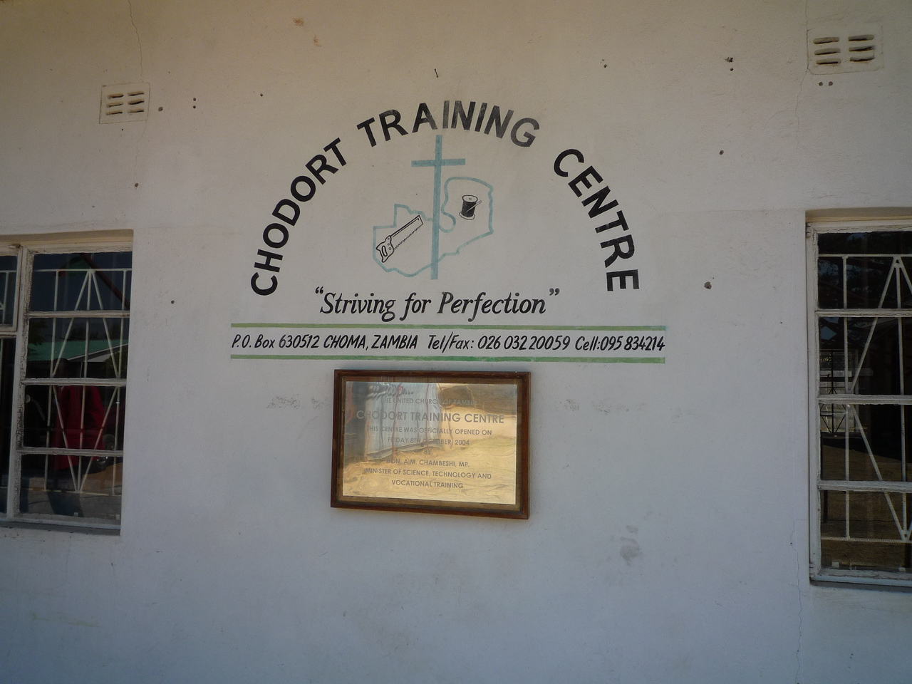 Chodort training centre