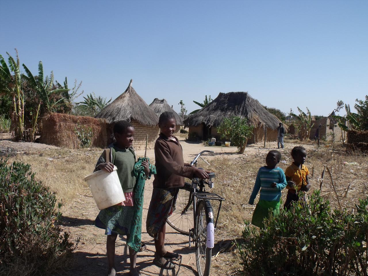 Mukwela village