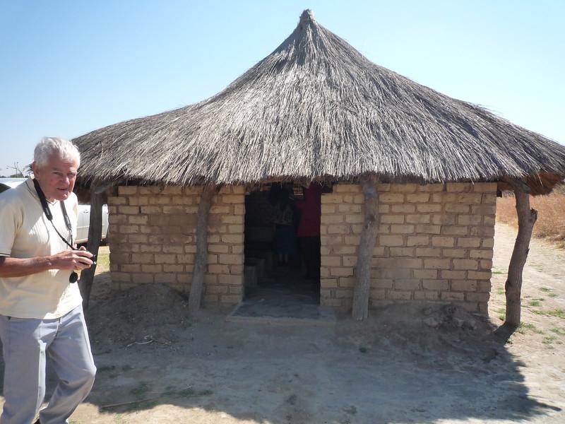 The Church at Mukwela
