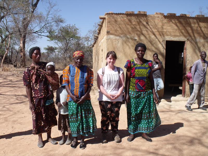 Namabondo church members