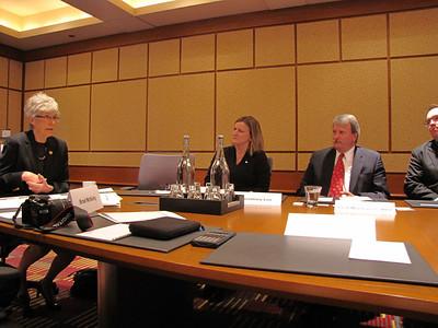 Kanata Chamber Round Table with MPP Julia Munro