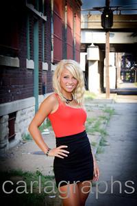 Tina Full on City Street Smile-1073