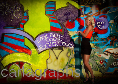 Tina Graffiti - Look -